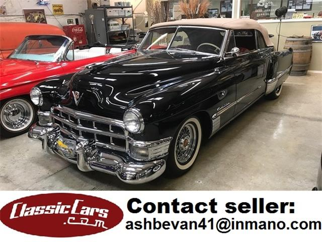 1949 Cadillac Series 62 (CC-1101423) for sale in Anderson, California