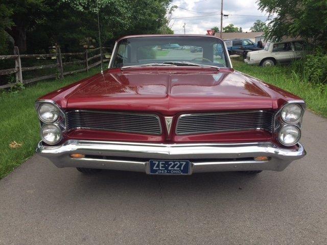 1963 Pontiac Catalina (CC-1101426) for sale in Milford, Ohio