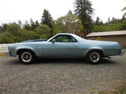 1973 Chevrolet El Camino (CC-1101439) for sale in Anderson, California