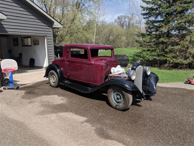 1932 Plymouth Coupe
