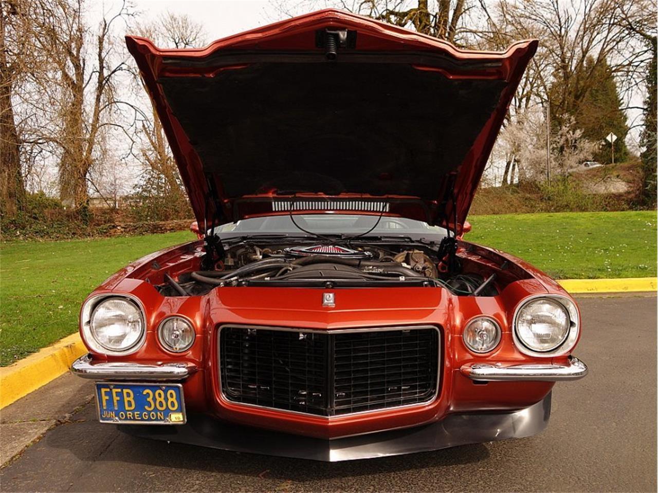 1971 Chevrolet Camaro RS (CC-1101572) for sale in Eugene, Oregon