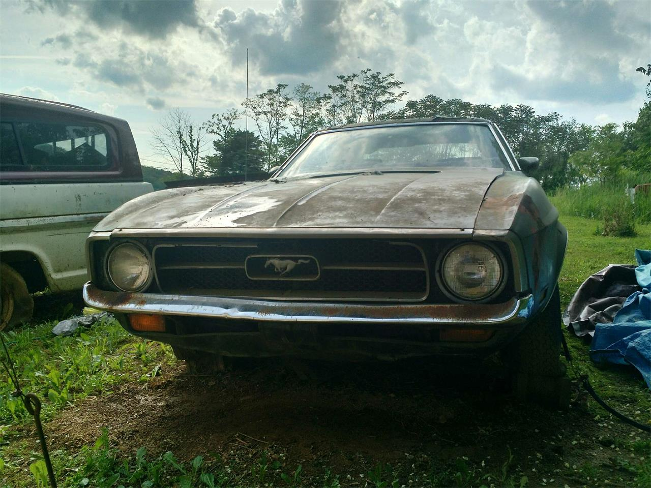 1972 Ford Mustang (CC-1101656) for sale in Greencastle, Pennsylvania