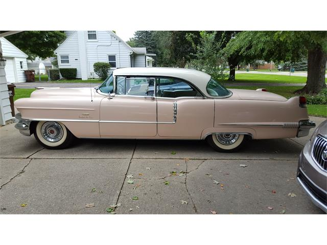 1956 Cadillac Sedan DeVille (CC-1101710) for sale in Lansing, Michigan