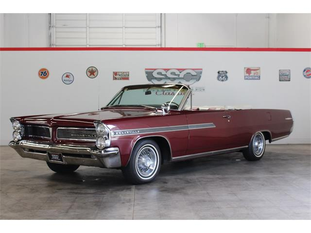 1963 Pontiac Bonneville (CC-1101715) for sale in Fairfield, California