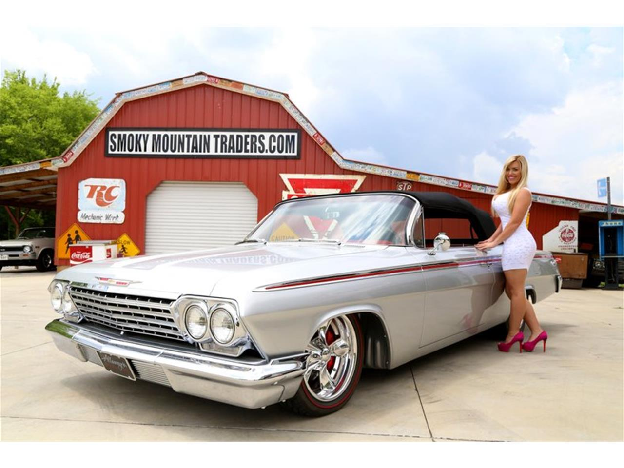 1962 Chevrolet Impala (CC-1101751) for sale in Lenoir City, Tennessee