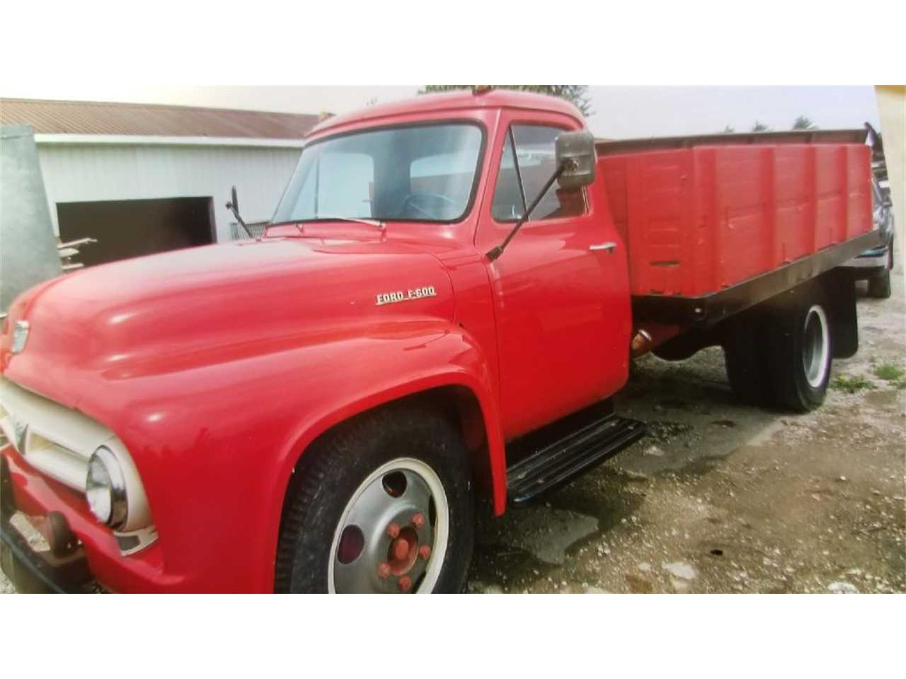 1953 Ford F600 (CC-1101877) for sale in West Pittston, Pennsylvania