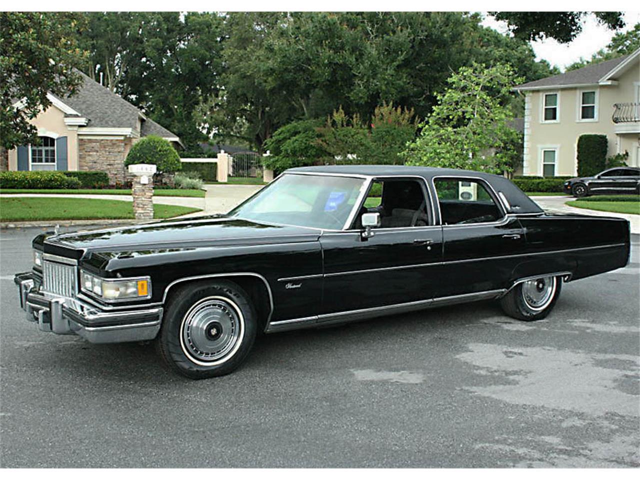 1975 Cadillac Fleetwood for Sale   ClassicCars.com   CC ...