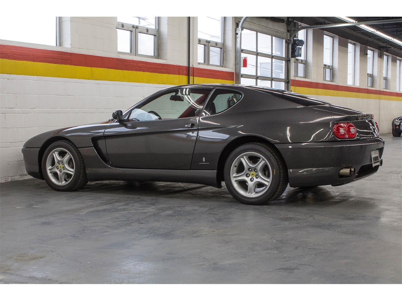 1997 Ferrari 456 (CC-1101951) for sale in Montreal, Quebec