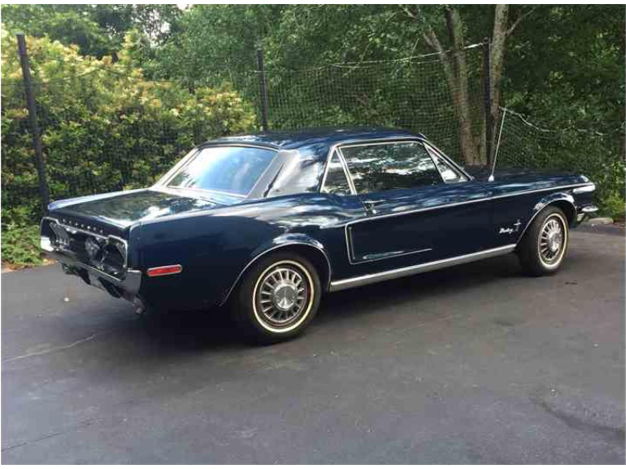 1968 Ford Mustang (CC-1100203) for sale in Stanley, North Carolina