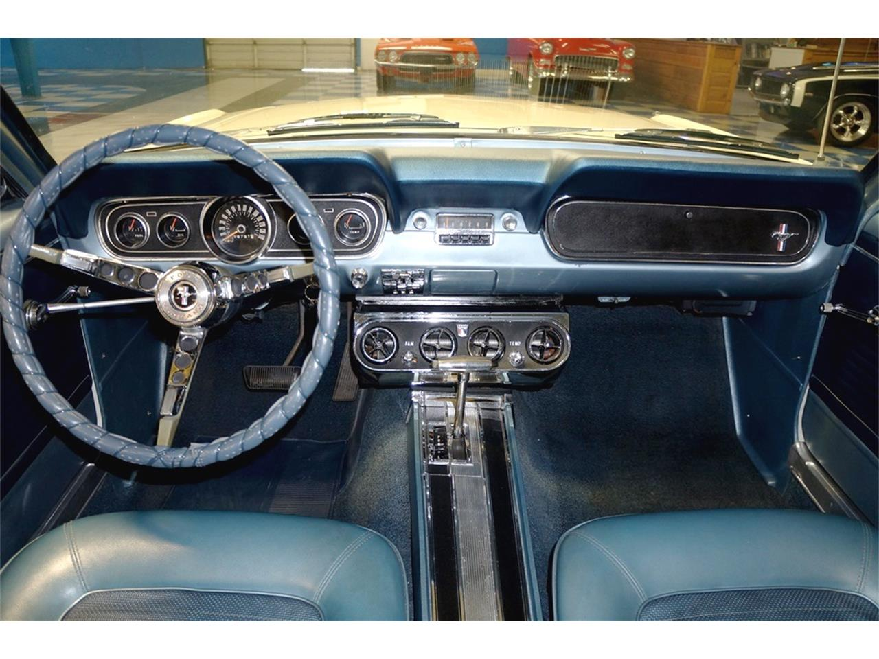 1966 Ford Mustang (CC-1100219) for sale in New Braunfels, Texas