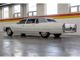 1966 Cadillac Fleetwood Limousine (CC-1100222) for sale in Montreal, Quebec