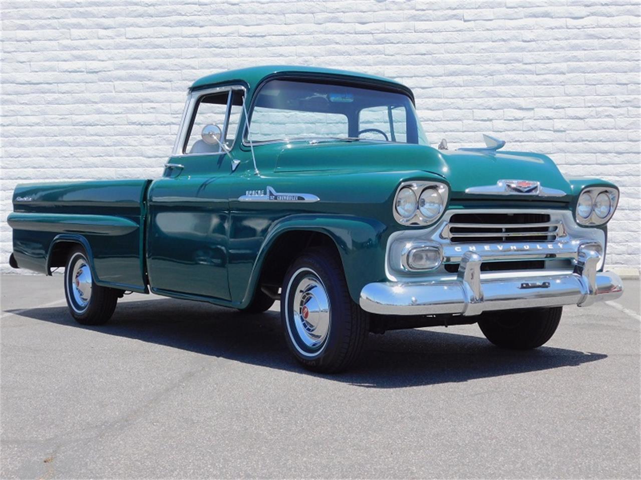 Prime 1958 Chevrolet 3200 For Sale Classiccars Com Cc 1102311 Evergreenethics Interior Chair Design Evergreenethicsorg