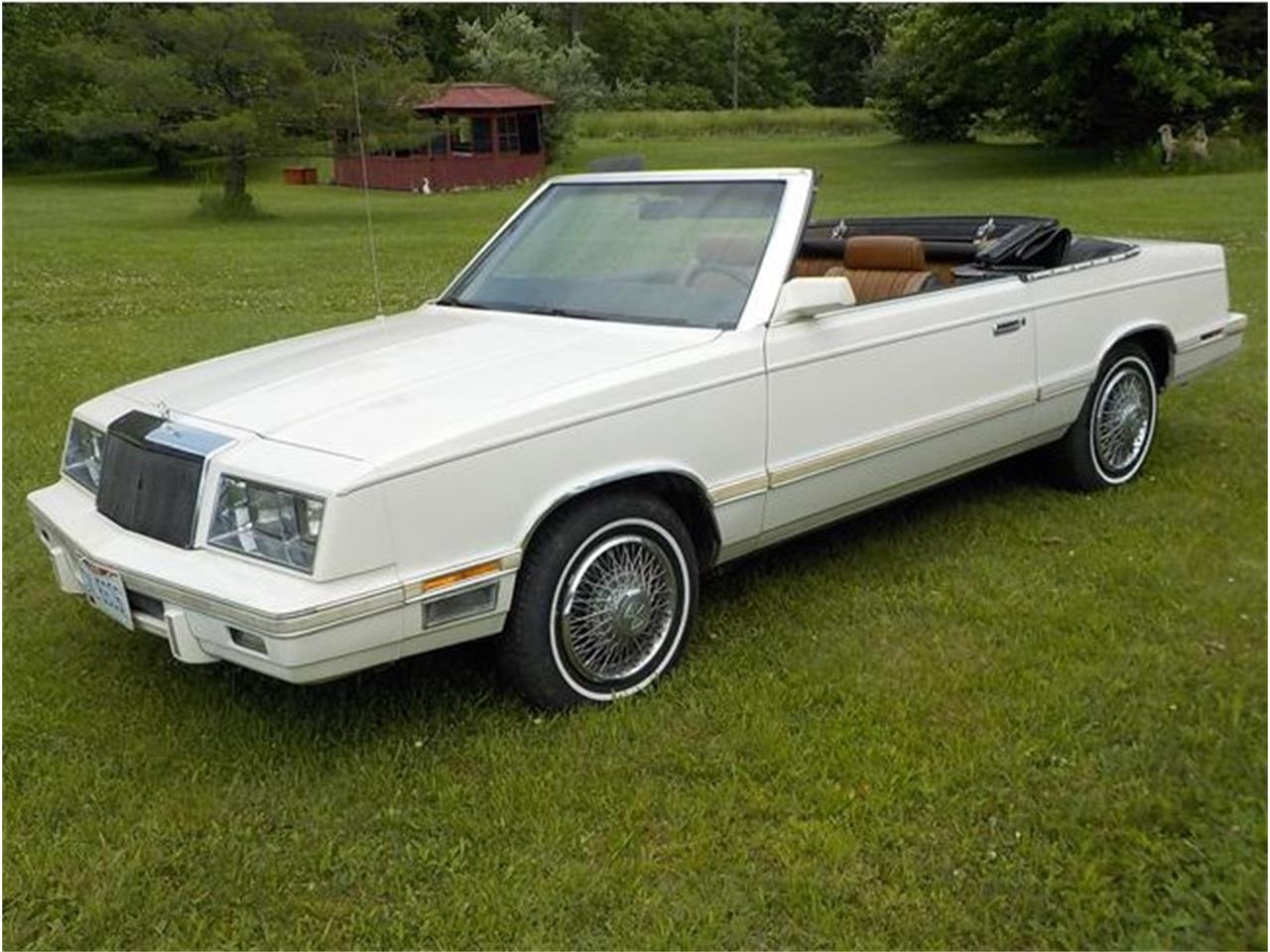 1983 Chrysler LeBaron (CC-1102337) for sale in Chardon, Ohio