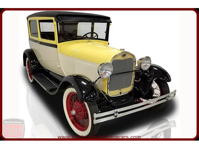 1929 Ford Model A (CC-1102576) for sale in Whiteland, Indiana