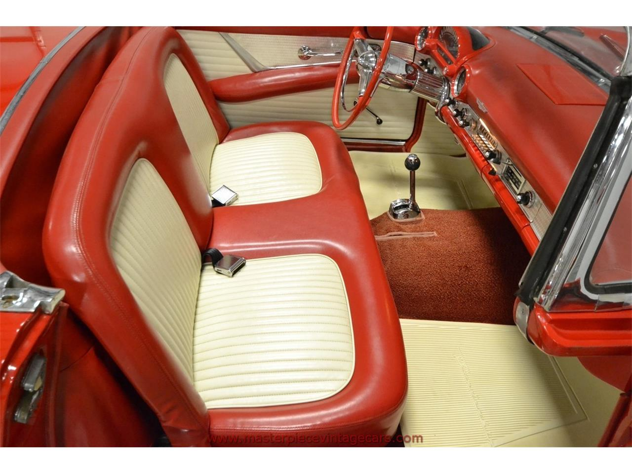 1955 Ford Thunderbird (CC-1102587) for sale in Whiteland, Indiana
