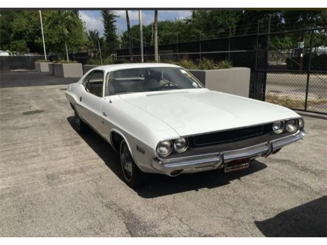 1970 Dodge Challenger (CC-1102599) for sale in Miami, Florida