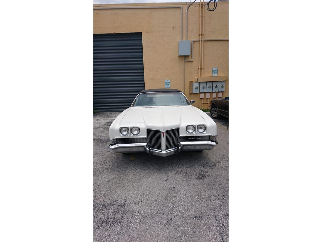 1971 Pontiac Grand Ville (CC-1102602) for sale in Miami, Florida