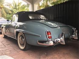 1957 Mercedes-Benz 190SL (CC-1102621) for sale in Miami, Florida