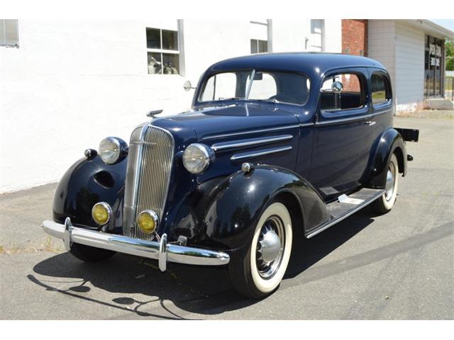 1936 Chevrolet Deluxe (CC-1102802) for sale in Springfield, Massachusetts