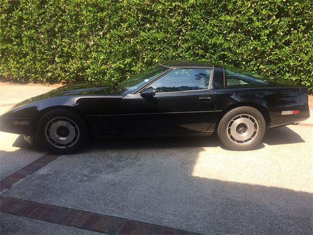 1985 Chevrolet Corvette (CC-1102878) for sale in Wilmington, North Carolina