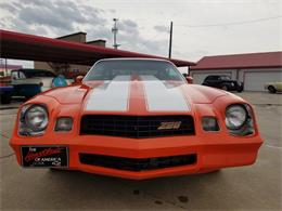 1978 Chevrolet Camaro Z28 (CC-1102902) for sale in Skiatook, Oklahoma