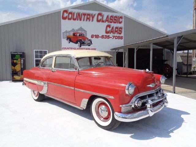 1953 Chevrolet Bel Air (CC-1102987) for sale in Staunton, Illinois
