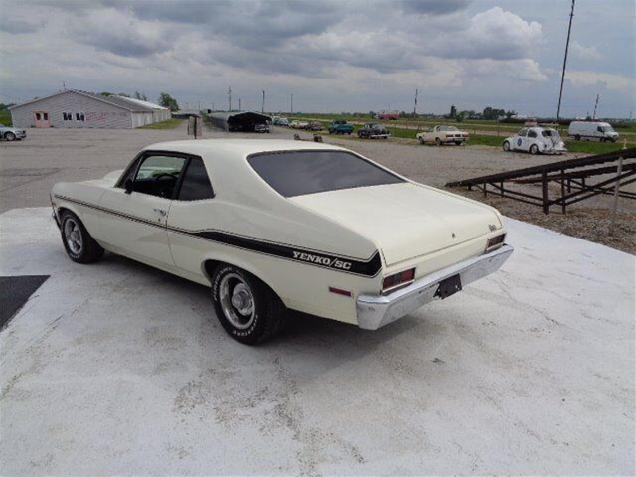 1972 Chevrolet Nova (CC-1103002) for sale in Staunton, Illinois