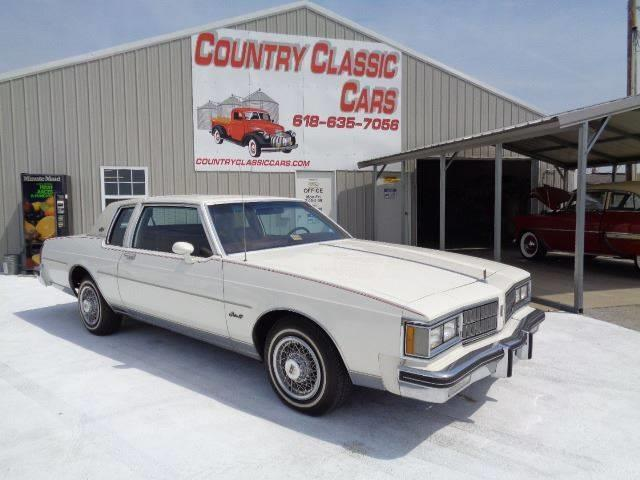 1981 Oldsmobile Delta 88 (CC-1103033) for sale in Staunton, Illinois