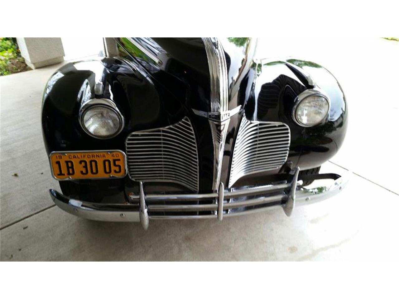 1940 Pontiac Sedan (CC-1103057) for sale in San Luis Obispo, California