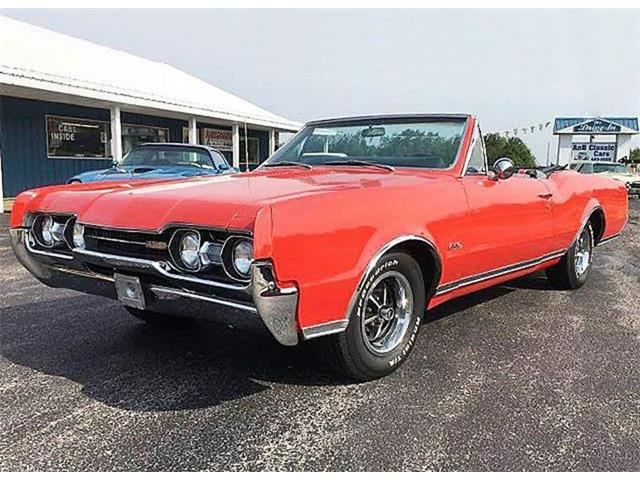 1967 Oldsmobile 442 (CC-1103083) for sale in Malone, New York