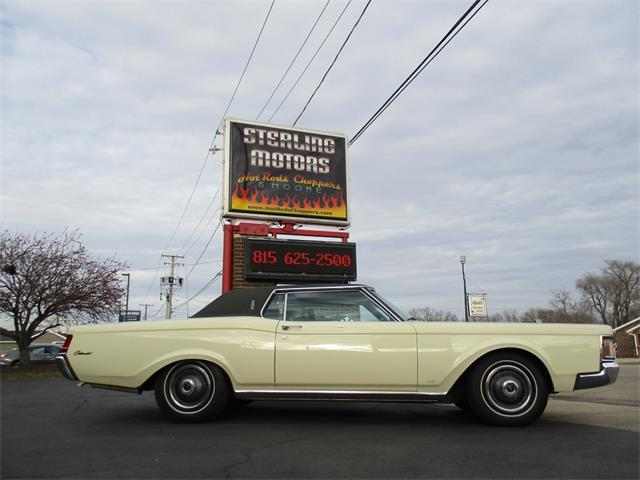 1969 Lincoln Continental Mark III (CC-1103126) for sale in Sterling, Illinois