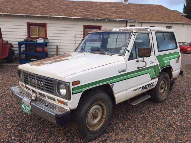 1983 Nissan Patrol (CC-1103444) for sale in West Denver, Colorado