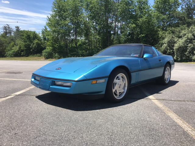 1988 Chevrolet Corvette (CC-1103492) for sale in Westford, Massachusetts
