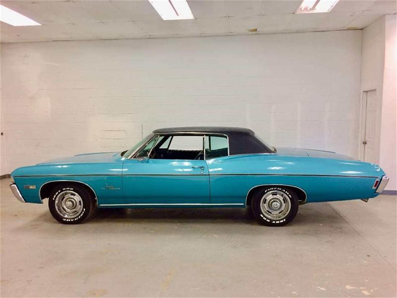 1968 Chevrolet Impala (CC-1103494) for sale in Vestal, New York