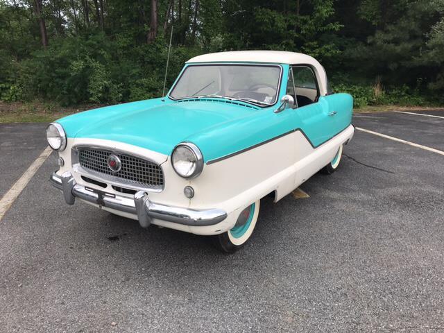 1961 Nash Metropolitan (CC-1103495) for sale in Westford, Massachusetts