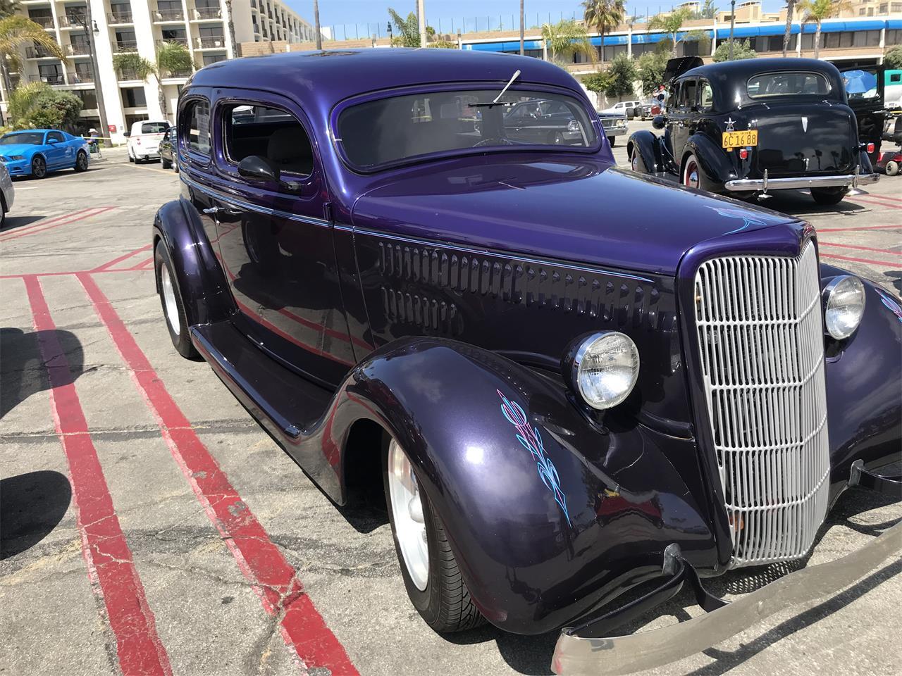 1935 Ford Tudor (CC-1103534) for sale in REDONDO BEACH, California