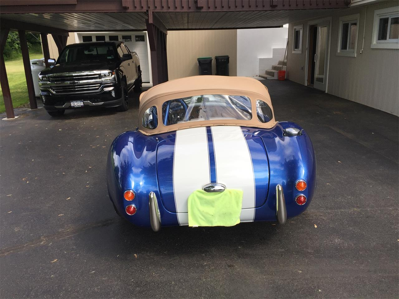 1966 Ford Cobra (CC-1103544) for sale in Poestenkill , New York