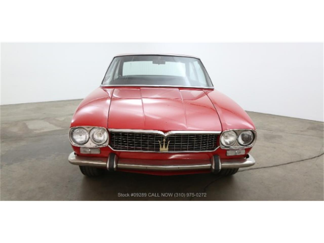 1969 Maserati Mexico (CC-1100364) for sale in Beverly Hills, California