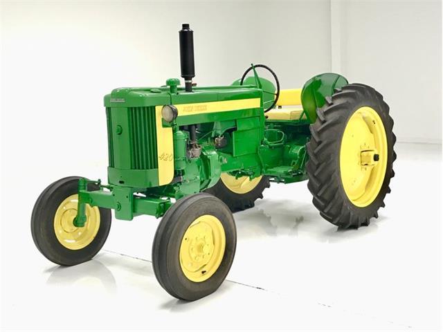 1956 John Deere Tractor