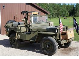 1945 Ford GPW (CC-1103877) for sale in Harvard, Illinois