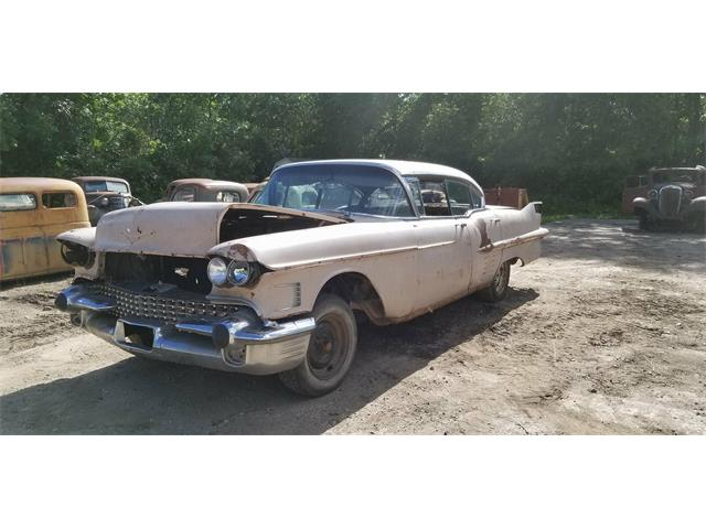 1958 Cadillac Series 62 (CC-1103884) for sale in Crookston, Minnesota