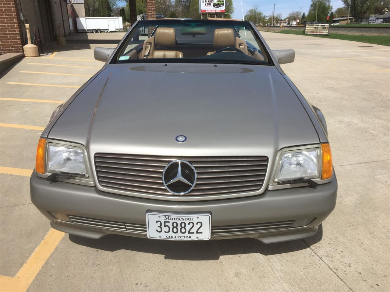 1991 Mercedes-Benz 500 (CC-1103954) for sale in Annandale, Minnesota