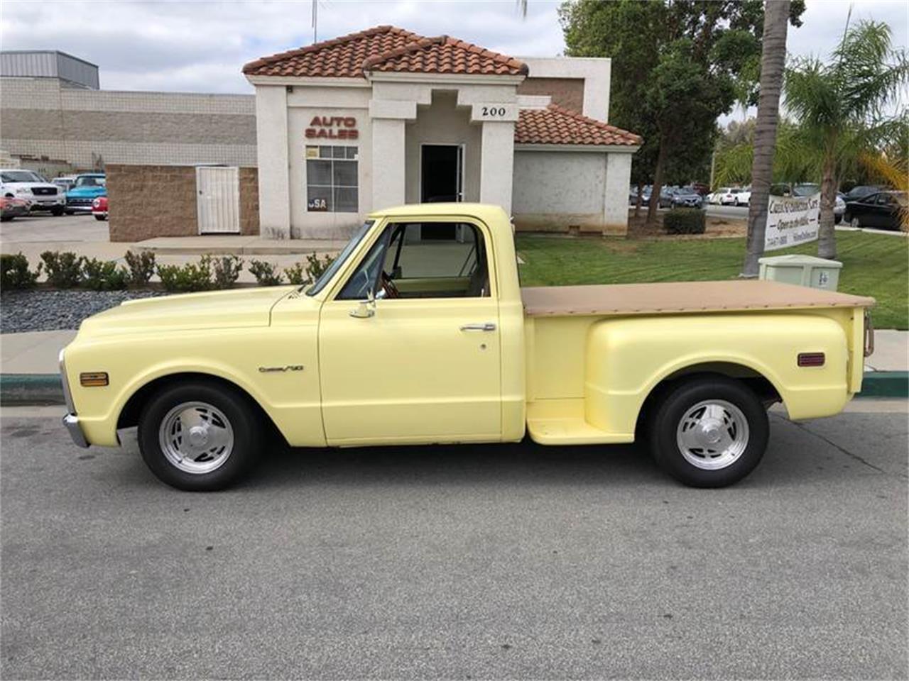 1971 Chevrolet C10 (CC-1103996) for sale in Brea, California