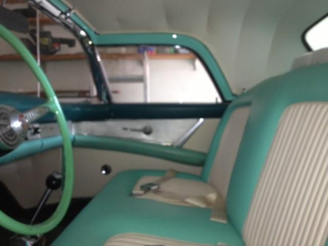 1955 Ford Thunderbird (CC-1100004) for sale in Watkinsville, Georgia