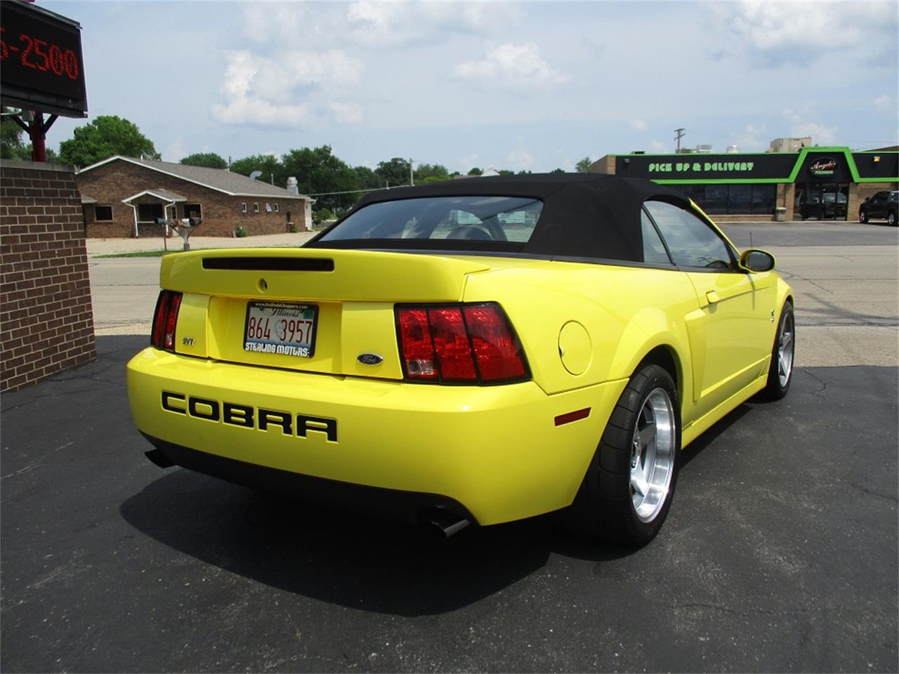 2003 Ford Mustang SVT Cobra for Sale | ClassicCars.com ...