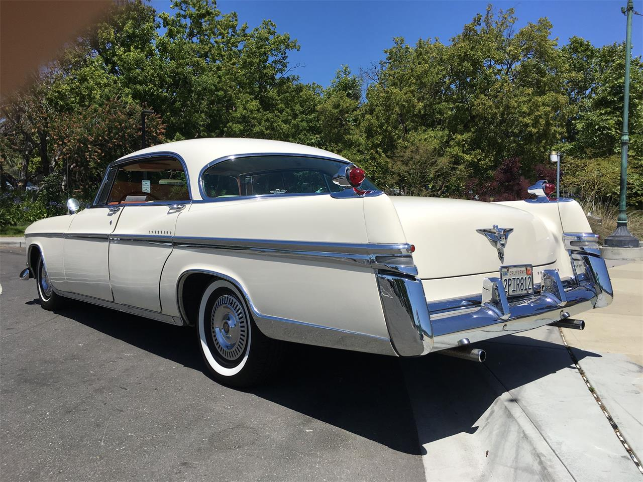 1956 Chrysler Imperial South Hampton (CC-1104156) for sale in oakland, California