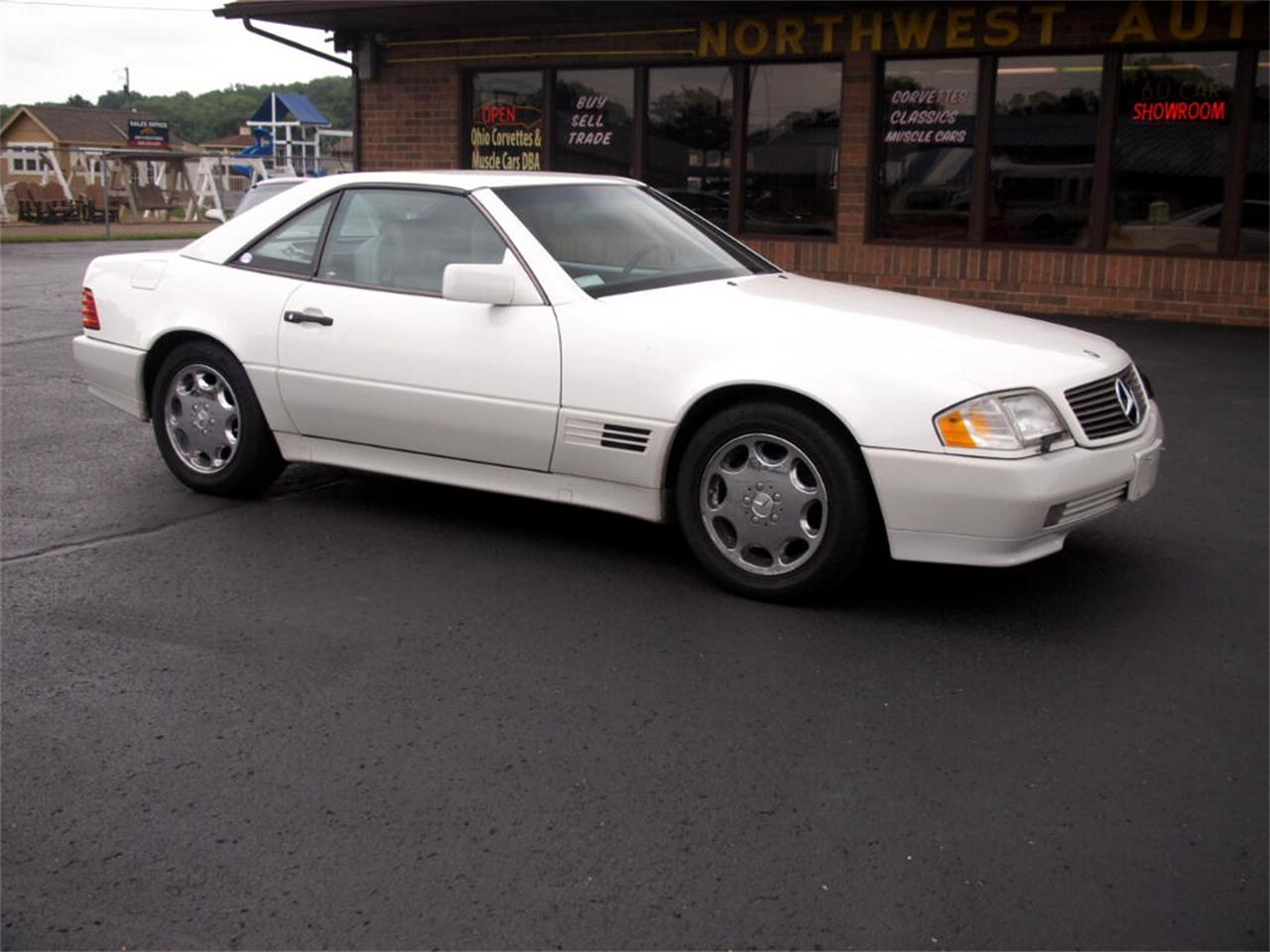 1995 Mercedes-Benz SL-Class (CC-1104191) for sale in North Canton, Ohio