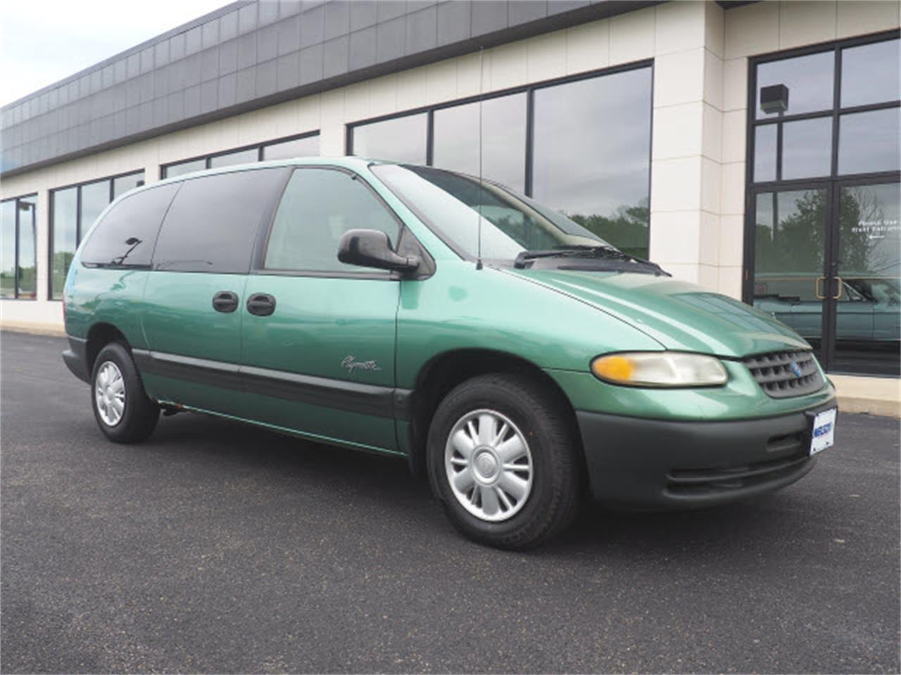 1998 plymouth grand voyager for sale classiccars com cc 1104358 1998 plymouth grand voyager for sale