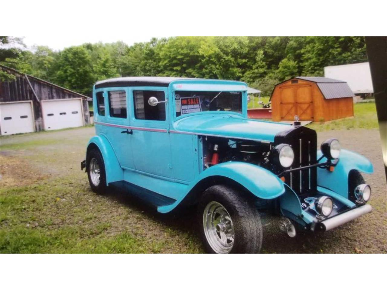 1929 Hupmobile Century A (CC-1104412) for sale in West Pittston, Pennsylvania