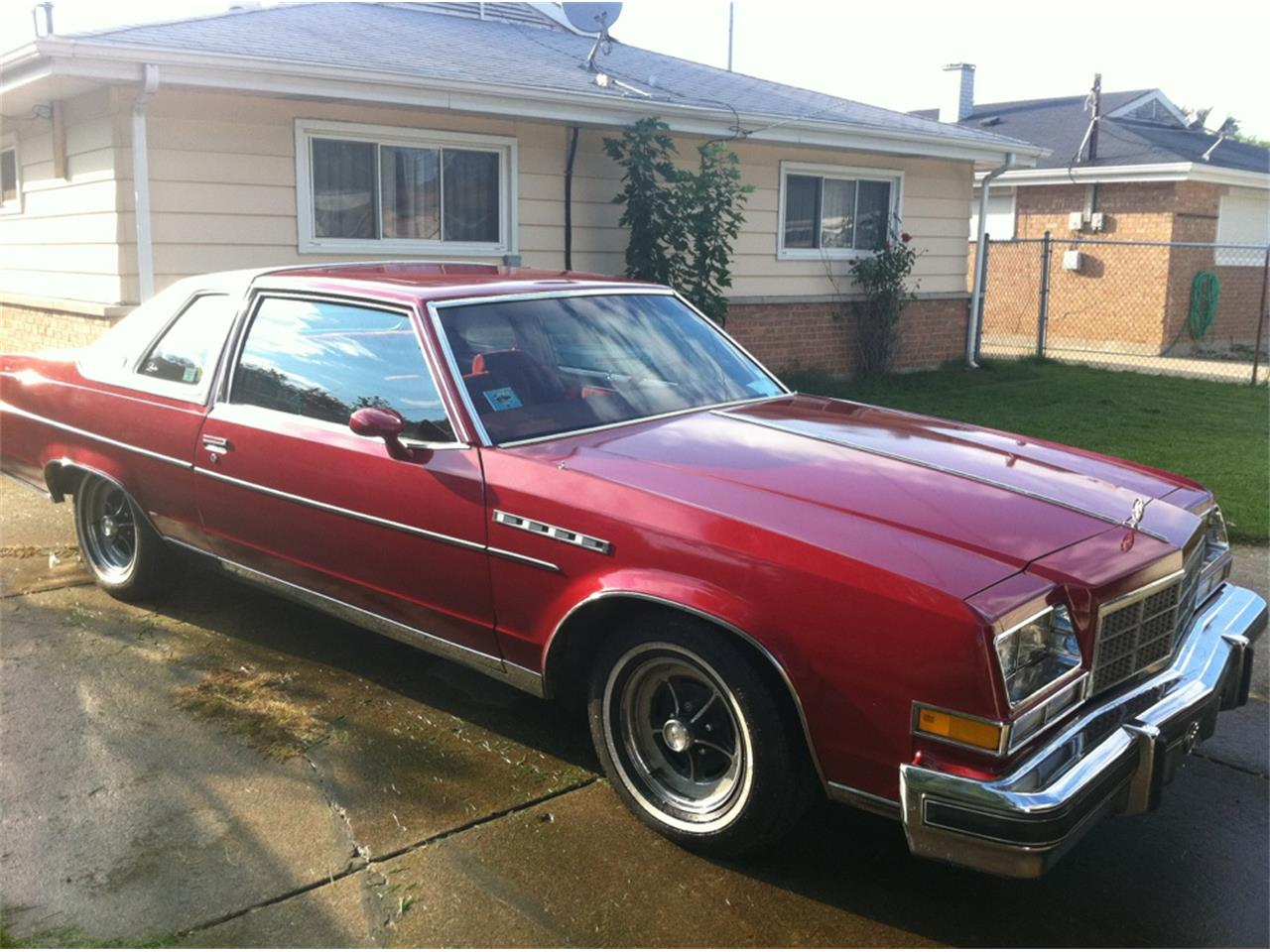1977 Buick Electra 225 (CC-1104588) for sale in Burbank, Illinois